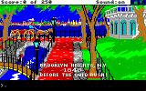 Gold Rush! Amiga The start of the game.