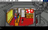 Gold Rush! Amiga Inside the post office.