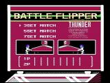 Rock 'n Ball NES Get ready for battle flipper!