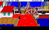 Gold Rush! Amiga At the docks.