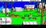 Gold Rush! Amiga Walking around in the camp.
