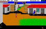 Gold Rush! Amiga Inside of the fort.