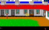 Gold Rush! Amiga There are several shops inside of the fort.