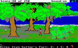 Gold Rush! Amiga Walking along the California countryside.