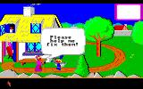 Mixed-Up Mother Goose Amiga Your first mission