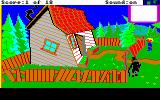 Mixed-Up Mother Goose Amiga Old mans house