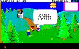 Mixed-Up Mother Goose Amiga Encounter with Jack and Jill