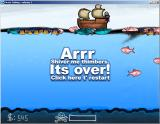 Pirate Fishing Windows Game over!