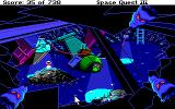 Space Quest III: The Pirates of Pestulon Amiga There is debris everywhere