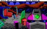 Space Quest III: The Pirates of Pestulon Amiga There is a hidden exit somewhere
