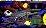 Space Quest III: The Pirates of Pestulon Amiga Isn't that my ship?