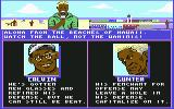 Kings of the Beach Commodore 64 Calvin and Gunter's info.