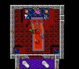 Ultima VI: The False Prophet SNES The movement cursor
