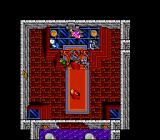 Ultima VI: The False Prophet SNES Choosing an enemy to attack