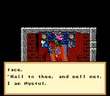 Ultima VI: The False Prophet SNES Having a conversation
