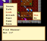 Ultima VI: The False Prophet SNES Objects can be taken