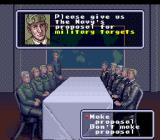 P.T.O.: Pacific Theater of Operations SNES Making proposals at a meeting