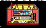 King's Quest III: To Heir is Human DOS In the store. (EGA/Tandy)