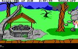 King's Quest III: To Heir is Human DOS Looks like Daventry has gone down the tubes lately... (EGA/Tandy)