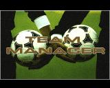 Soccer Team Manager Amiga Title screen