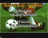 Soccer Team Manager Amiga Select game