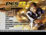 Winning Eleven: Pro Evolution Soccer 2007 Windows Title screen