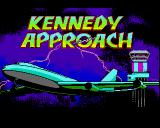 Kennedy Approach Amiga Title screen