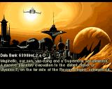 Epic Amiga Introduction scene: storyline