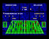 Empire Soccer 94 Amiga Game setup