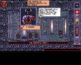 Chamber of the Sci-Mutant Priestess Amiga You get a dagger at the start of the adventure