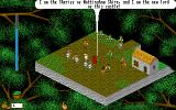 The Adventures of Robin Hood Amiga Sheriff of Nottingham arrives