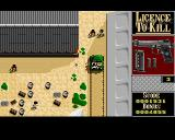 007: Licence to Kill Amiga 2nd level: Continue on foot