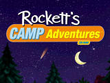 Rockett's Camp Adventures Windows Title screen