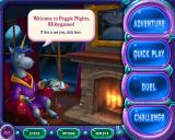 Peggle Nights Windows Main menu
