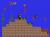 Gumshoe NES Dodge obstacles, collect balloons!