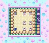 Adventures of Lolo  Game Boy First puzzle in the game (Super Game Boy) (UK)