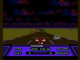 Rad Racer NES The optional 3-D mode for use with the red-blue glasses