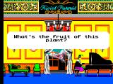 Trivial Pursuit SEGA Master System Some of the questions have a musical tune with them that is needed to answer the question.