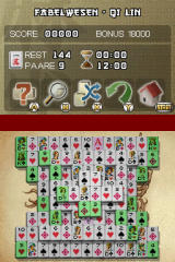 Mahjong Nintendo DS Experience the world famous Chinese board game