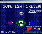 Dopefish Forever! Windows 3.x Title screen