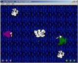 Dopefish Forever! Windows 3.x Shooting during a two-player dopematch