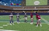 NFL Coaches Club Football DOS Coin toss