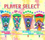 Tiny Toon Adventures: Wacky Sports Challenge SNES Select a character