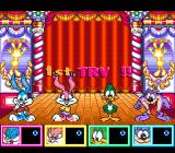 Tiny Toon Adventures: Wacky Sports Challenge SNES 1st try