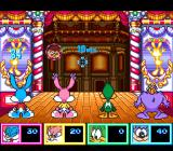 Tiny Toon Adventures: Wacky Sports Challenge SNES Points being accumulated