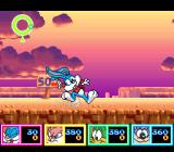 Tiny Toon Adventures: Wacky Sports Challenge SNES Slowing down