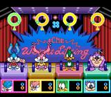 Tiny Toon Adventures: Wacky Sports Challenge SNES Weightlifting event