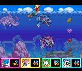 Tiny Toon Adventures: Wacky Sports Challenge SNES Swimming