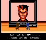 Monster in My Pocket NES Warlock sent his henchmen after you... while you were watching TV.