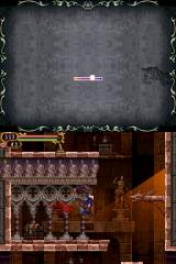 Castlevania: Order of Ecclesia Nintendo DS Those darn bats - always impossible to spot!